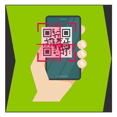 Escaneo QR / NFC